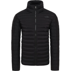 The North Face Stretch Down Jacket Men, TNF black